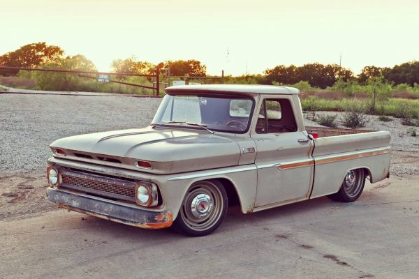 1965 Chevy C10 with a Supercharged LSX V8