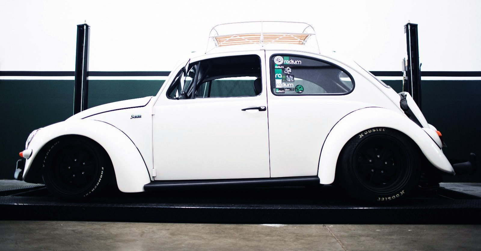 This 1965 Volkswagen Beetle Is For On Ebay In Damascus Oregon With A Reserve The Project Was Completed 2017 By An Employee At Radium Engineering