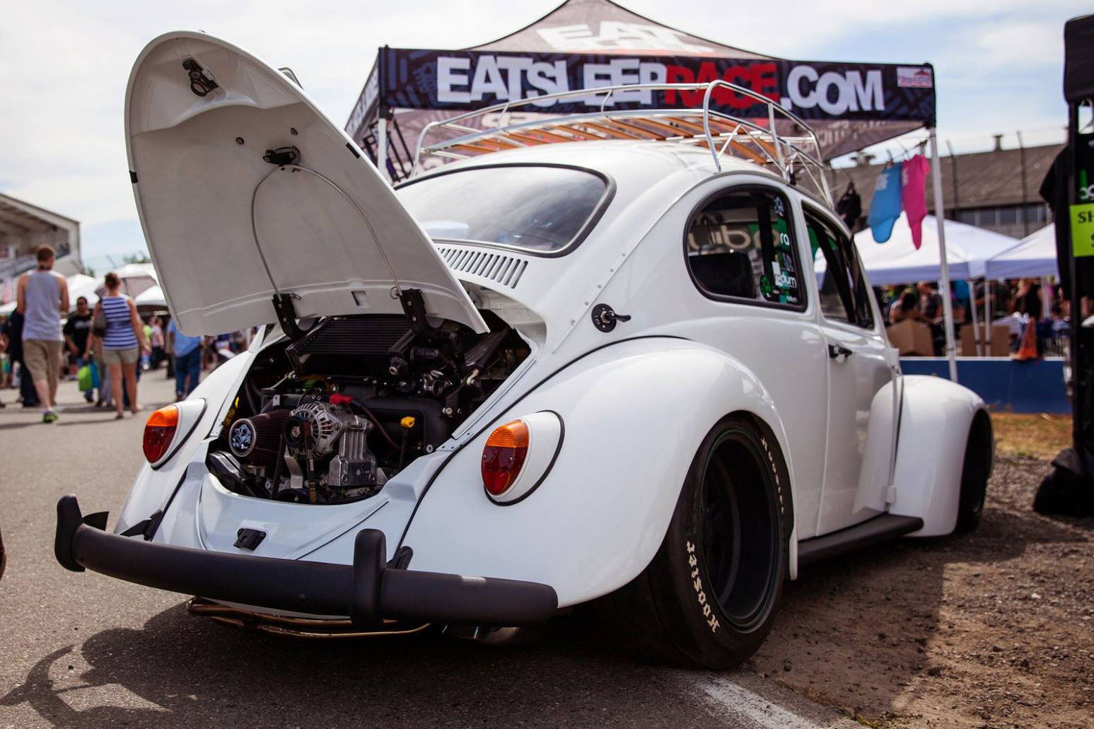 For Sale 1965 Vw Beetle With A Turbo Ej25 Engine Swap Depot