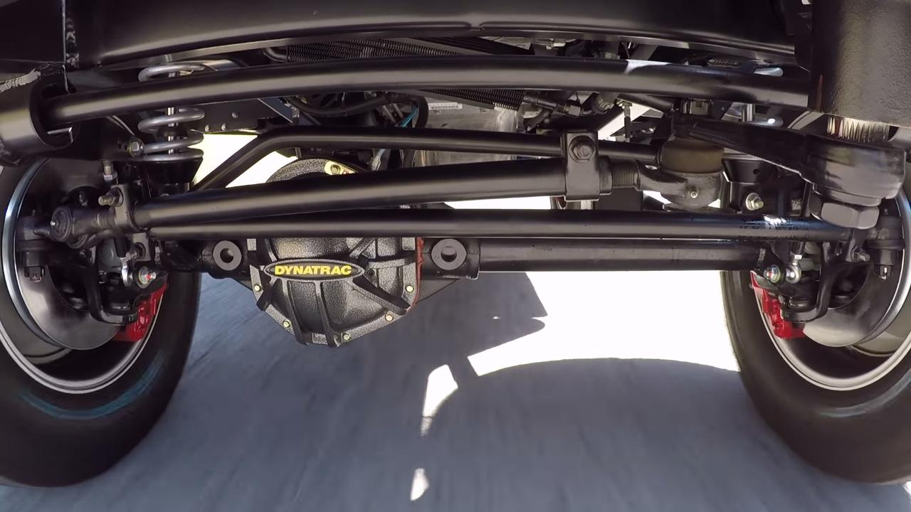 Toyota fj with a lsx v engine swap depot