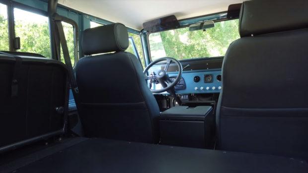 1970 Toyota FJ40 with a LSx V8
