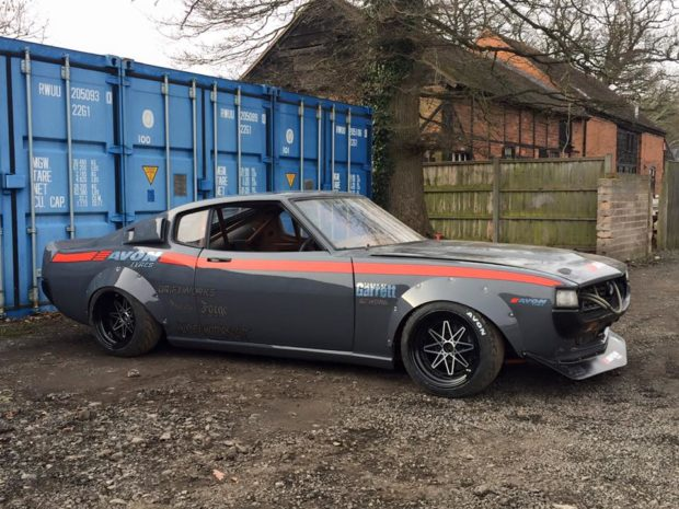 1977 Toyota Celica with a SR20DET