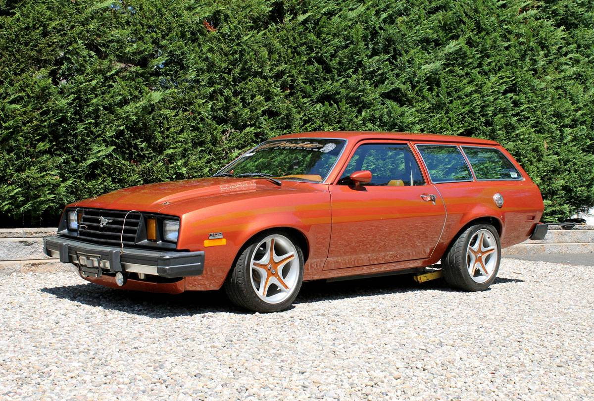 For Sale: 1980 Pinto Wagon With A 302 V8