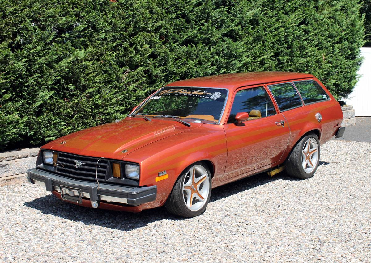 For Sale: 1980 Pinto Wagon with a 302 V8 - engineswapdepot.com