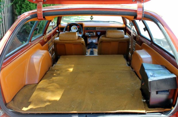 1980 Pinto Wagon with a Windsor 302 V8