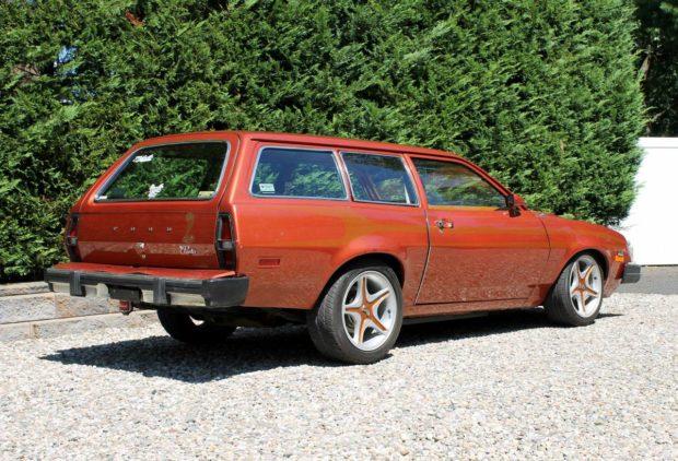 1980 Pinto Wagon with a Windsor 302 V8