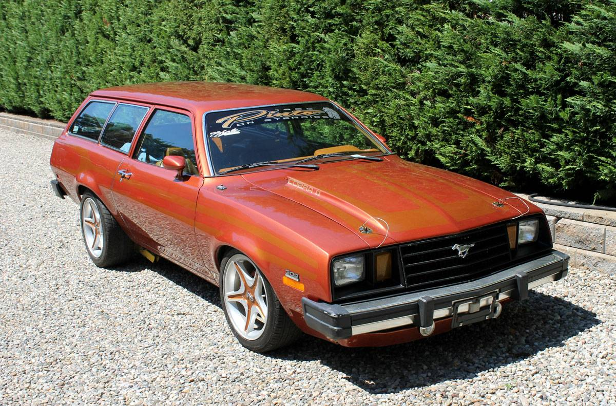 for sale 1980 pinto wagon with a 302 v8. Black Bedroom Furniture Sets. Home Design Ideas