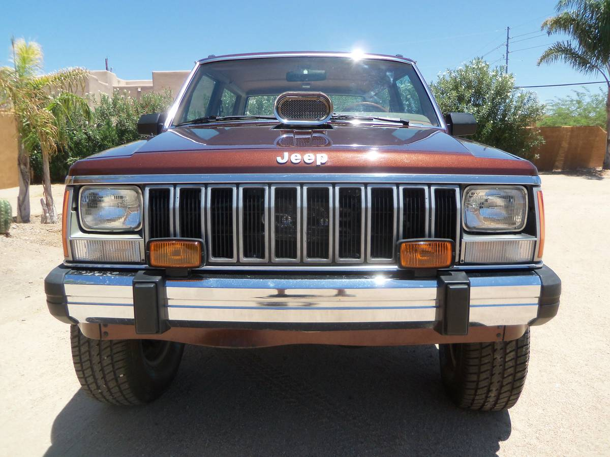 for sale 1984 cherokee with a supercharged chevy v8. Black Bedroom Furniture Sets. Home Design Ideas