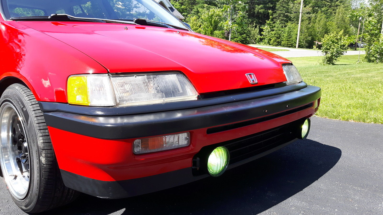 For Sale 4wd Honda Civic Wagon With A Dohc Zc Inline Four Engine Wiring Harness Try Watching This Video On Youtubecom Or Enable Javascript If It Is Disabled In Your Browser