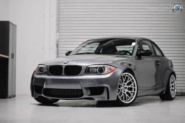 BMW 135i with a Dinan S65 V8