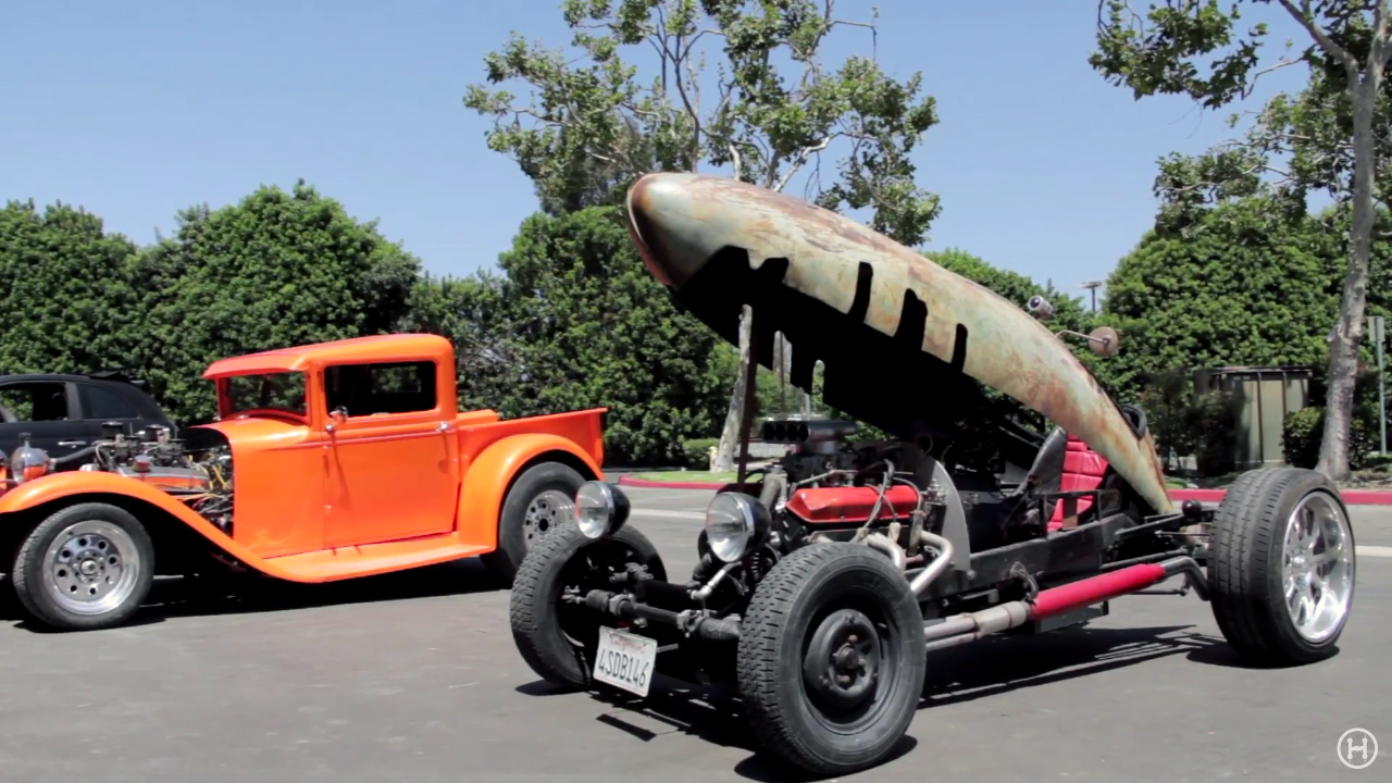 Belly Tank Hot Rod with a Chevy V8 – Engine Swap Depot