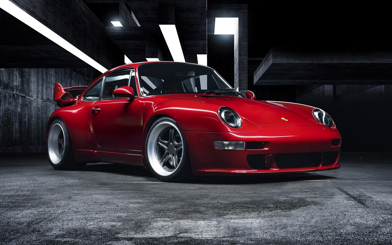 Porsche 993 With A 4 0 L Flat Six Engine Swap Depot