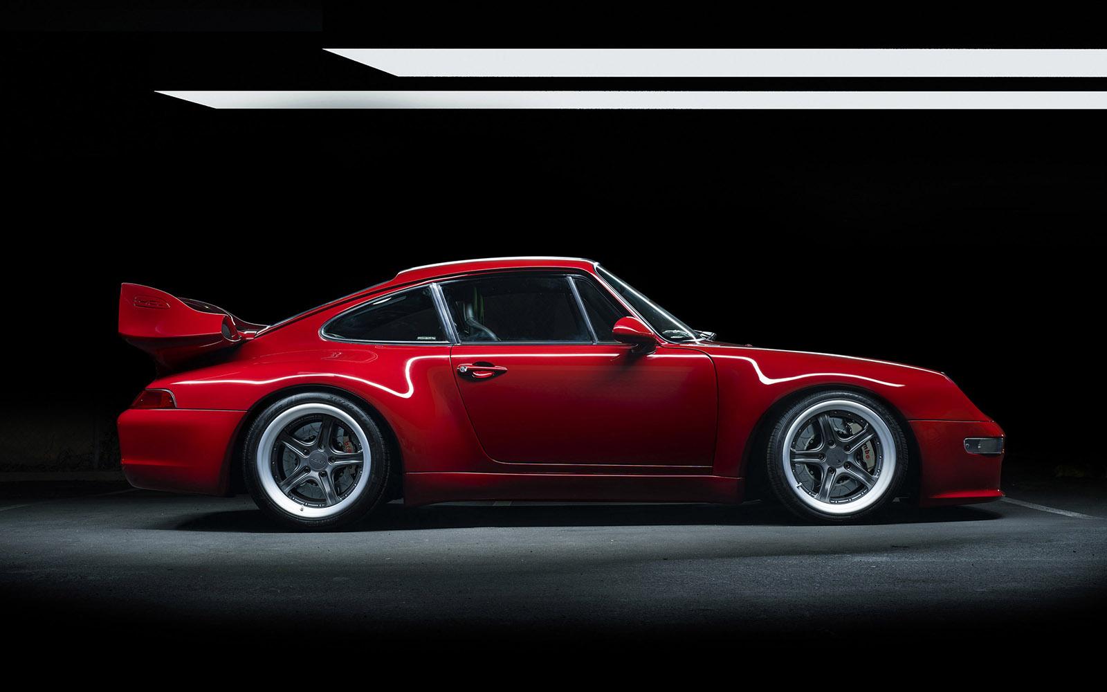 Porsche R With A L Flat Six