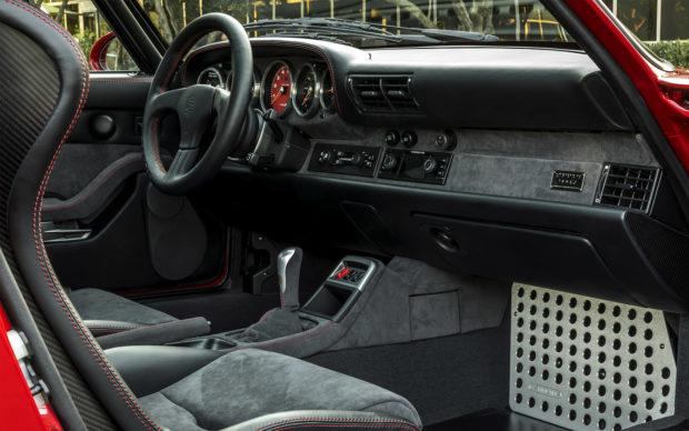 Porsche 993 400R  with a 4.0 L Flat-Six