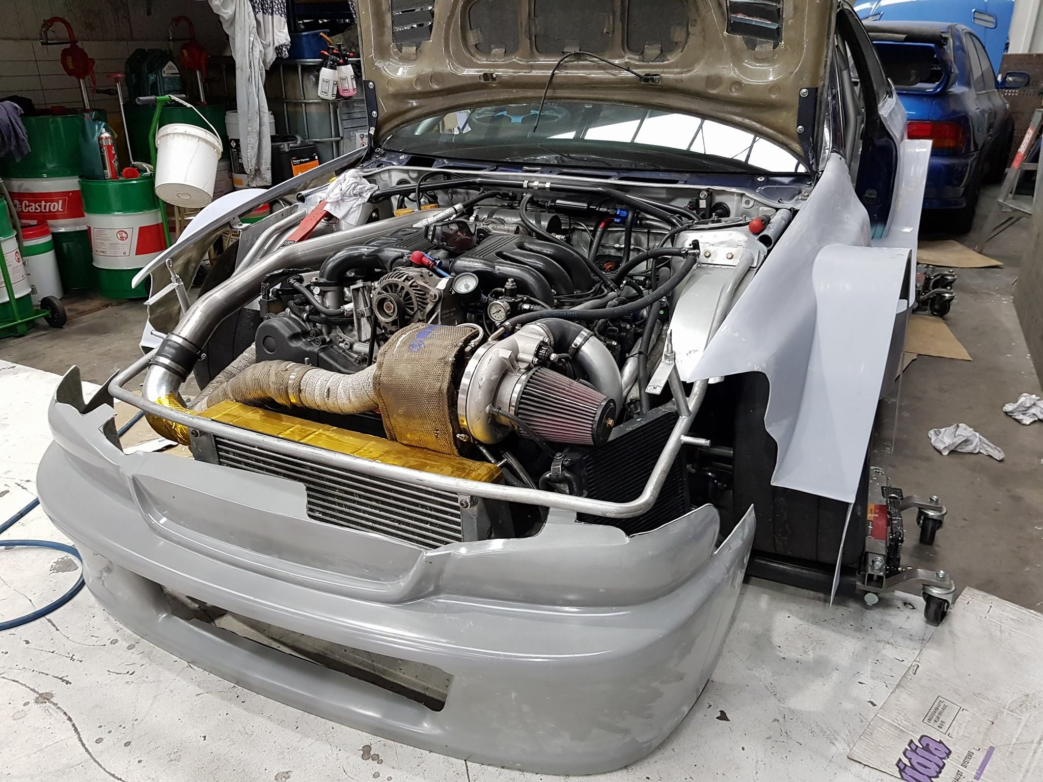 What Is E85 Fuel >> Subaru WRX with a Turbo Flat-Six – Engine Swap Depot