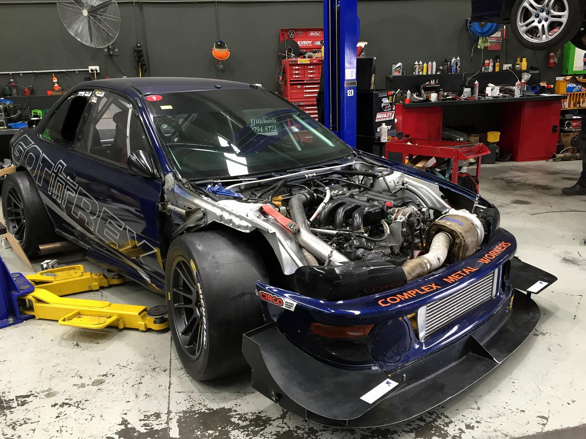 What Is E85 Fuel >> Subaru WRX with a Turbo Flat-Six – Engine Swap Depot