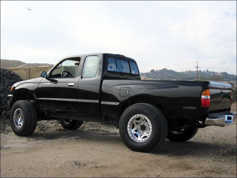 toyota tacoma with a 1uz v8  u2013 engine swap depot