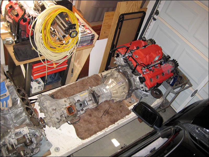 Toyota Tacoma With A 1uz V8  U2013 Engine Swap Depot