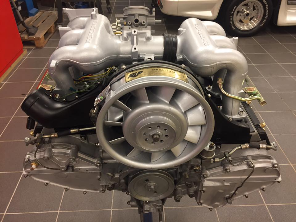 Vw 412 With A Porsche 911 Engine Update Engine Swap Depot