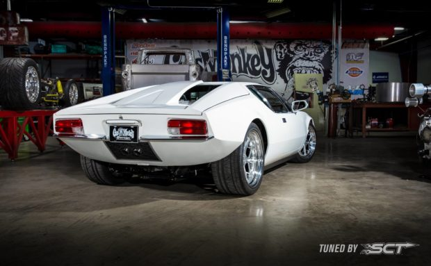 1972 Pantera with an Ecoboost Twin-Turbo V6