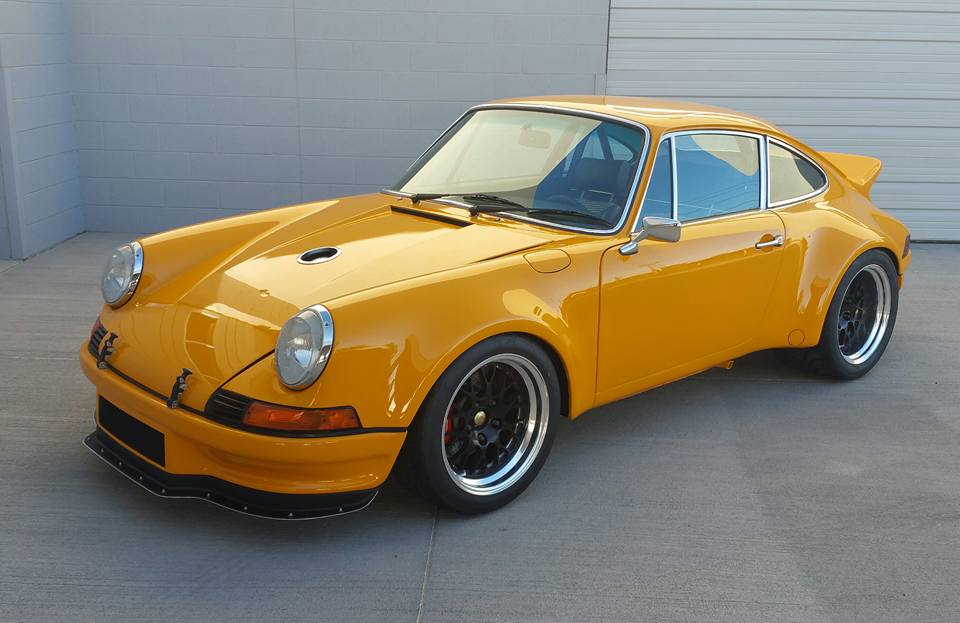 1975 porsche 911 with a 3 8 l flat six engine swap depot. Black Bedroom Furniture Sets. Home Design Ideas
