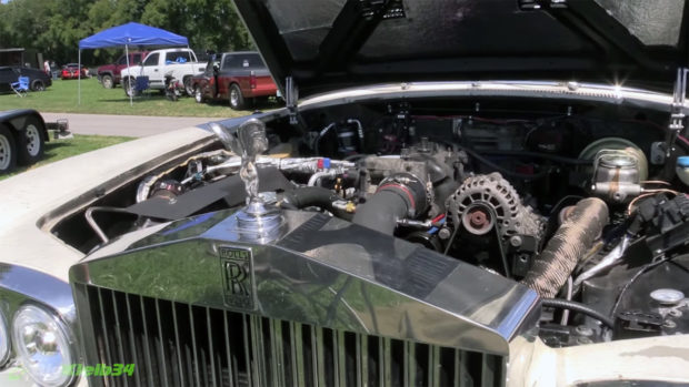 1979 Rolls-Royce Silver Wraith with a Turbo LSx V8