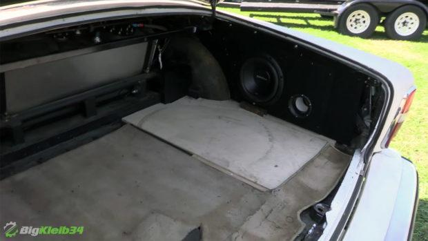 1979 Rolls-Royce Silver Wraith with a Turbo LSx V8