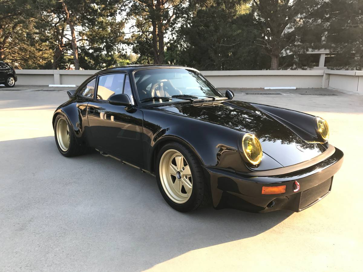 For Sale 1984 Porsche 911 With A 964 Engine Engine Swap Depot