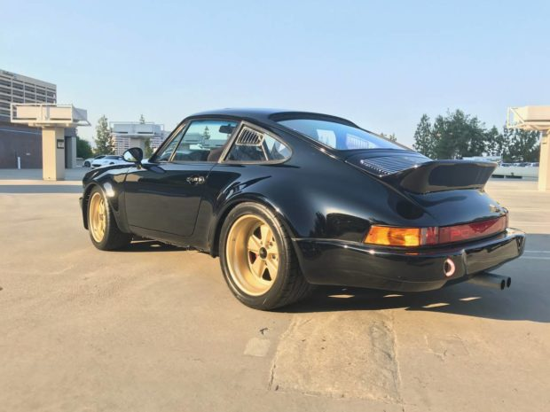 1984 Porsche 911 with a 964 Engine