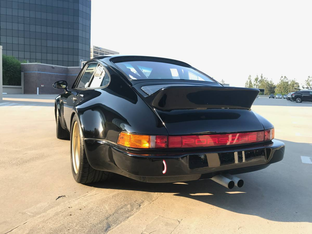 For Sale  1984 Porsche 911 With A 964 Engine  U2013 Engine Swap