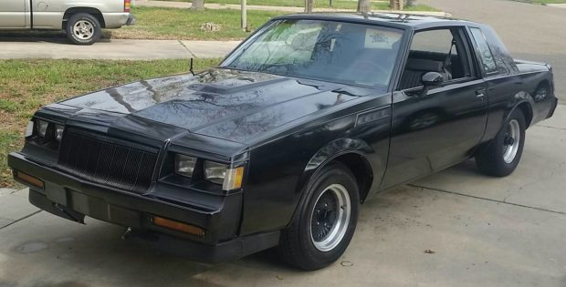 1985 Buick Regal with a Turbo 2.3 L Inline-Four