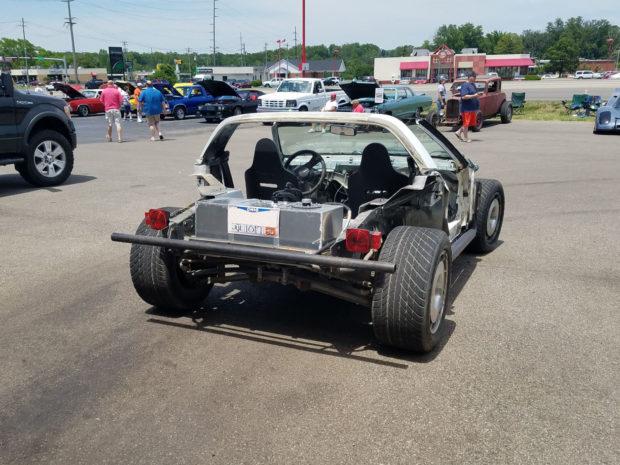 1989 Corvette with a Quad-Turbo LSx V8