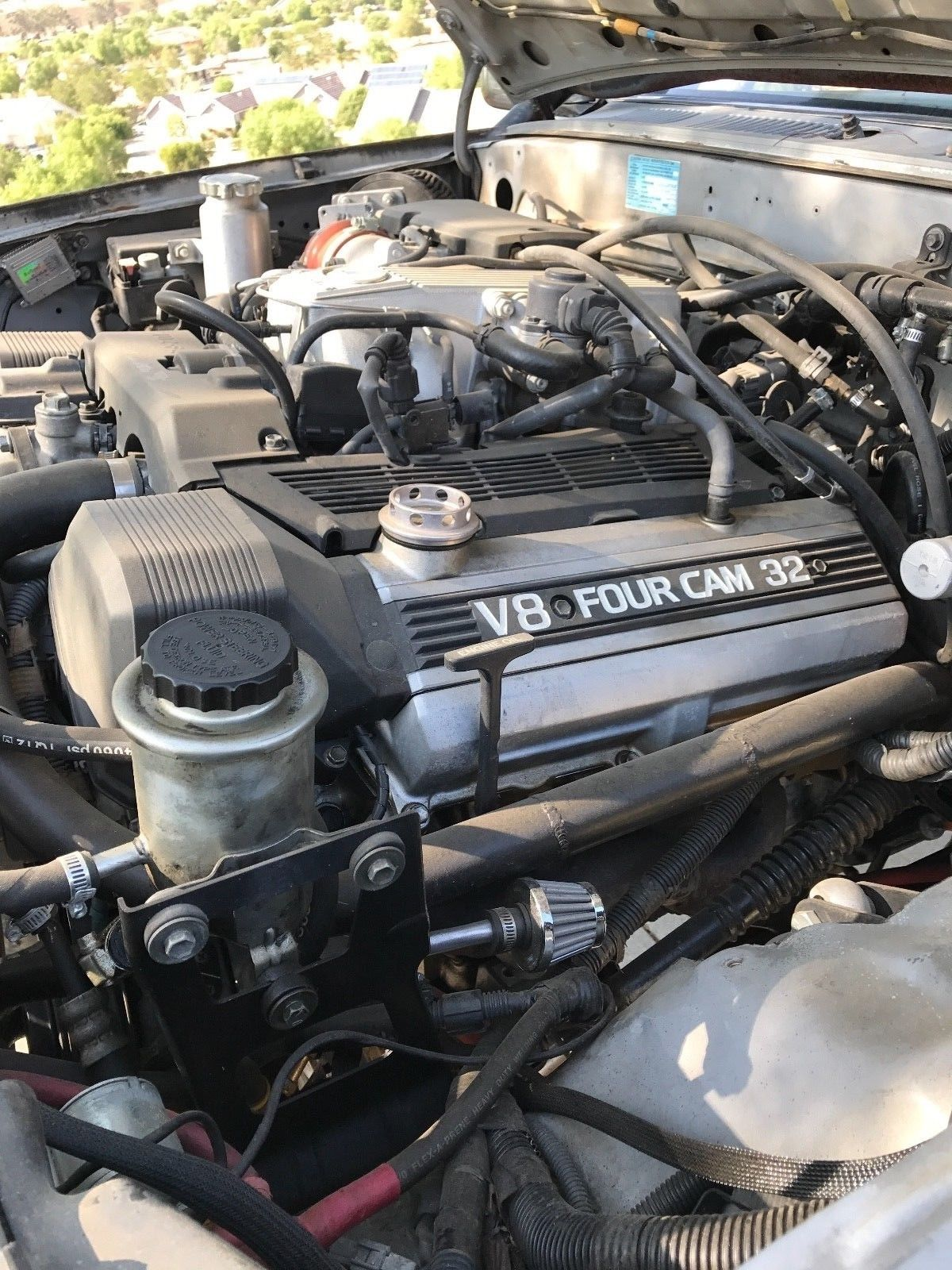 Toyota Large Suv >> Toyota 4Runner with a 1UZ V8 – Engine Swap Depot