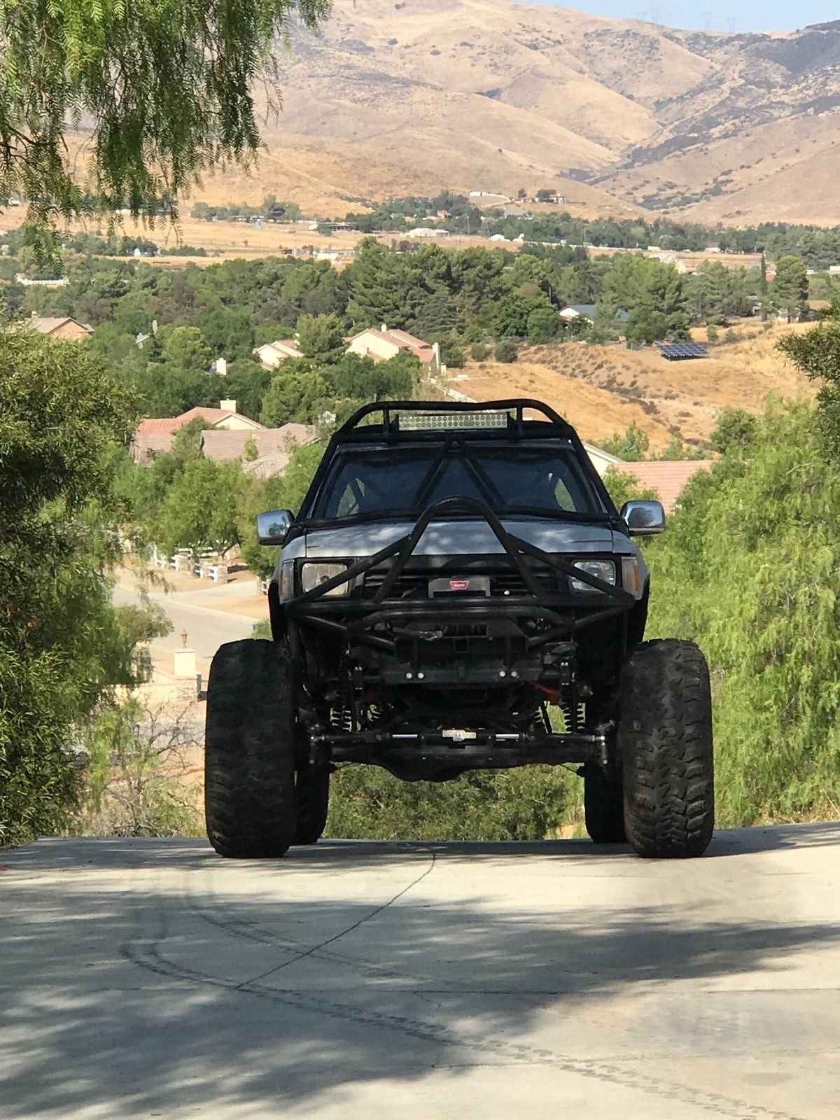 Toyota 4runner With A 1uz V8  U2013 Engine Swap Depot