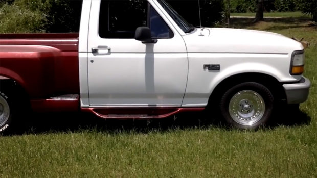 1994 Ford F-150 with a 1600 cc VW flat-four