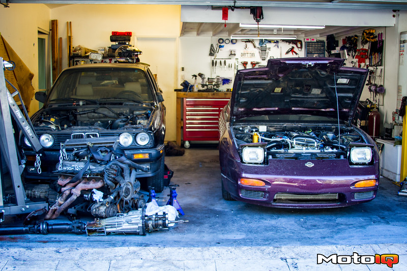 BMW E30 with a SR20DET 01 01 bmw e30 with a sr20det part 1 engine swap depot sr20det e30 wiring harness at mifinder.co