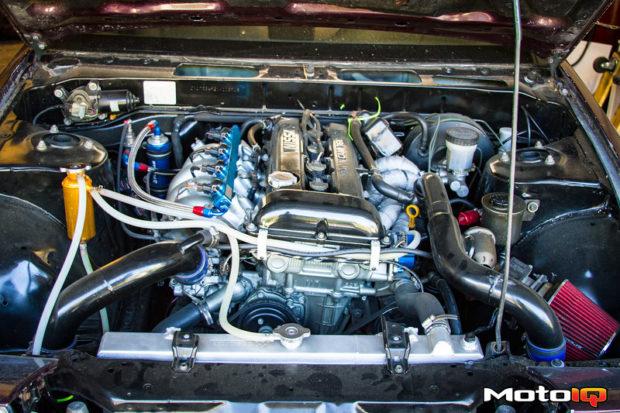 BMW E30 with a SR20DET