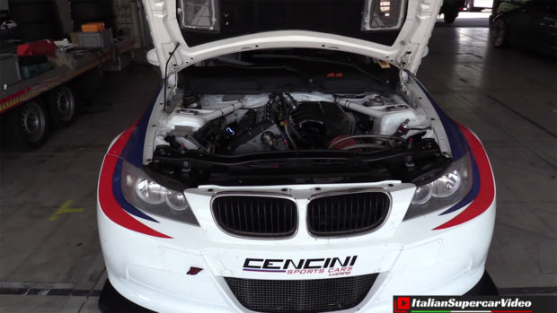 BMW E90 with a S14 Inline-Four