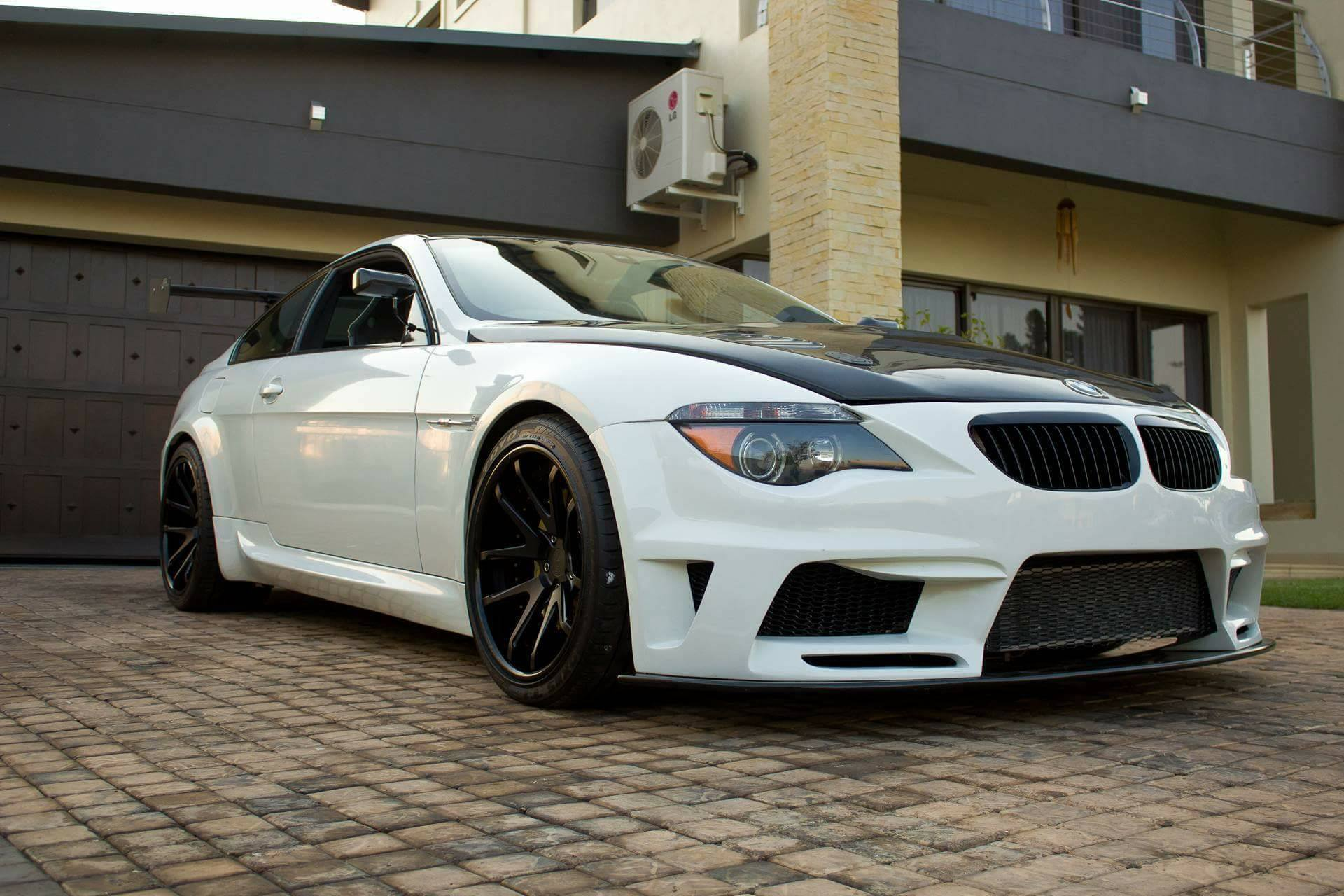 The Amazing Bmw M6 Project We Covered Many Times Is Finished And For Car Located In Johannesburg Gauteng South Africa You Need To Call