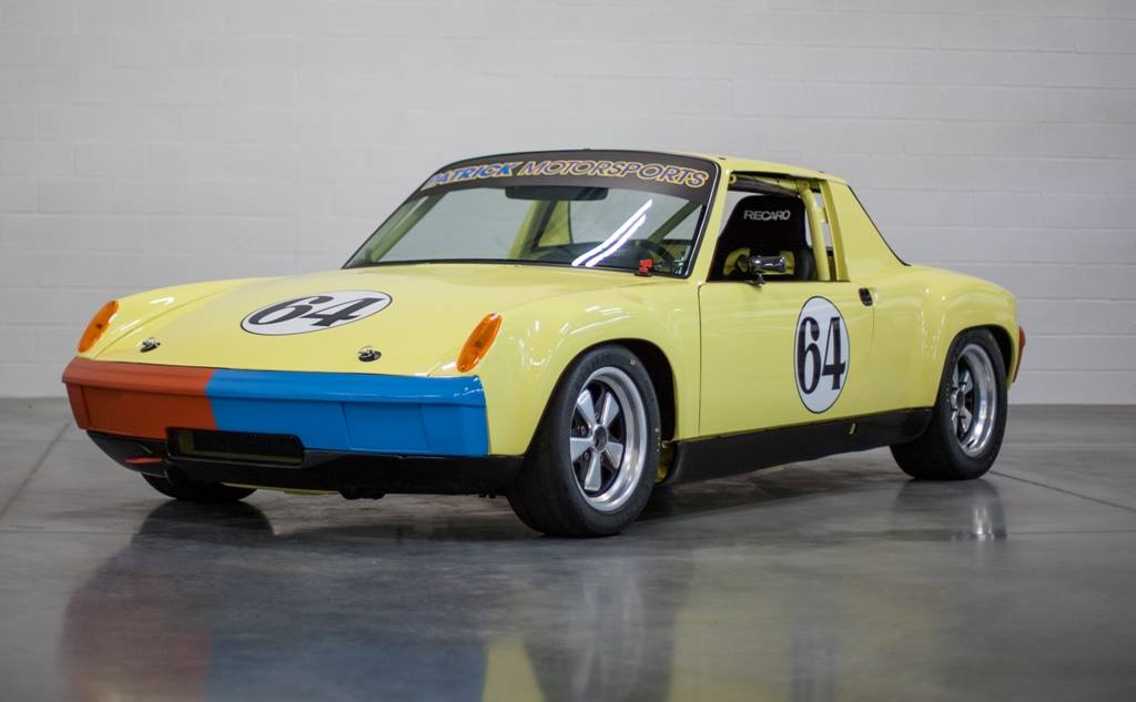 For Sale Porsche 914 6 Gt Race Car Engine Swap Depot