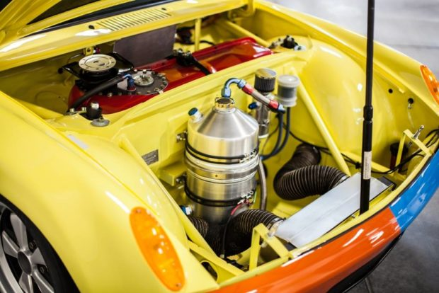 Porsche 914-6 GT with a 2.0 L flat-six