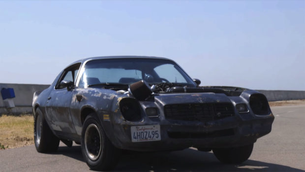 Project Bonemaro 1979 Camaro with a turbo LM7 V8