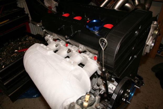 RWD Suzuki Swift with a Turbo Inline-Four – Engine Swap Depot