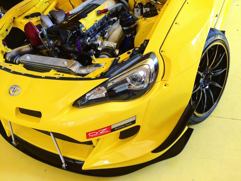 toyota gt86 with a 2jz gte inline six. Black Bedroom Furniture Sets. Home Design Ideas