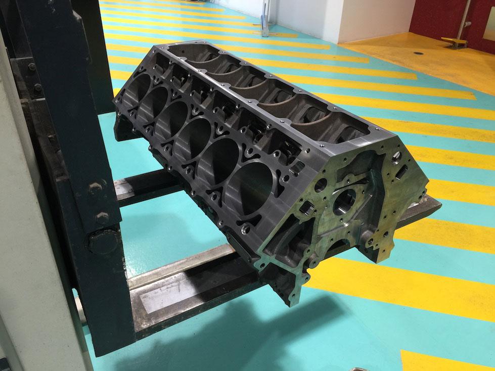 V12LS LSx V12 iron block
