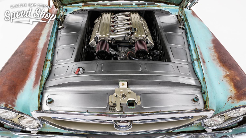 Chrysler 300 With A Viper V10  U2013 Engine Swap Depot