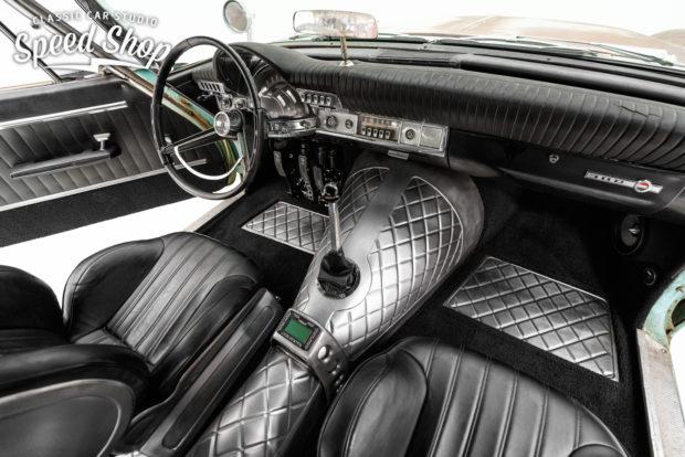 1962 Chrysler 300 with a Viper V10