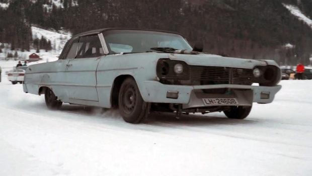 1964 Impala with a supercharged 396 ci V8