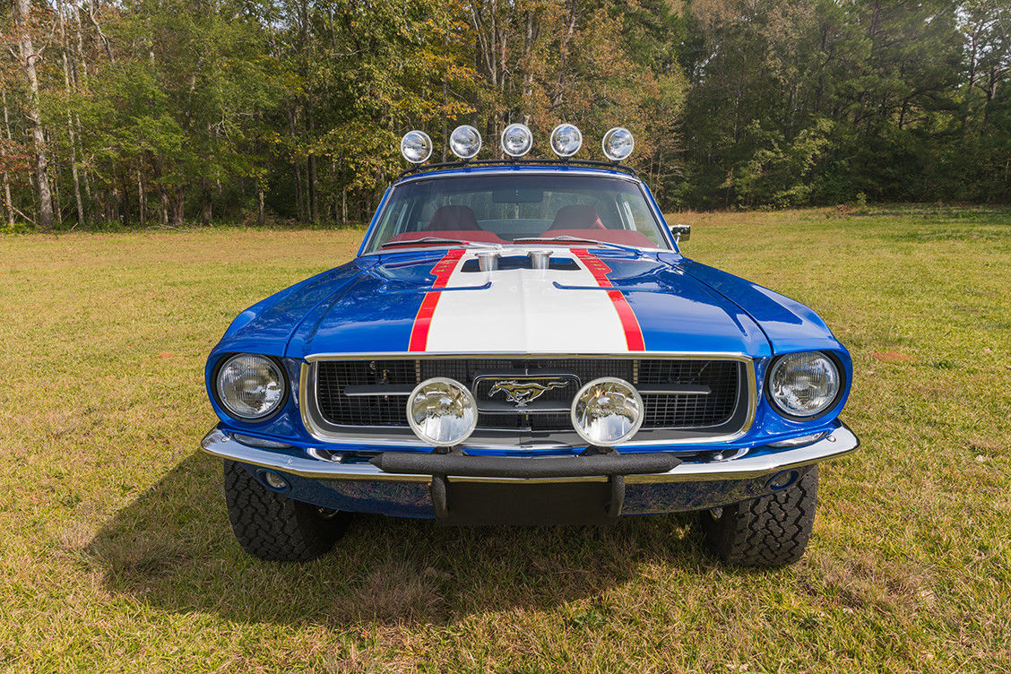 for sale off road 1967 mustang with a 427 ci v8. Black Bedroom Furniture Sets. Home Design Ideas