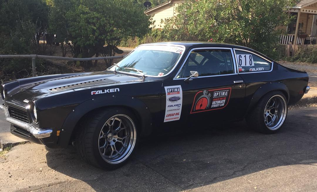 1973 Vega with a Turbo Inline-Four – Engine Swap Depot